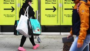 Non-essential retailers may be allowed to re-open on December 1 (Pic:RollingNews.ie)