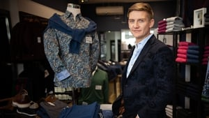 Shane Burke owns Stylish Guy Menswear in Clontarf