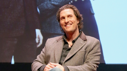 """Matthew McConaughey - """"I was the rom-com guy, but that became all I was getting offered. I was also in the tabloids every week as the shirtless guy on the beach..."""""""