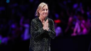 WTA Legend Ambassador Martina Navratilova