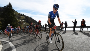 Ben O'Connor won the 17th stage of the Giro