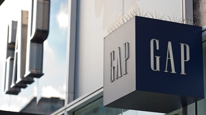 Gap has a number of stores in Ireland