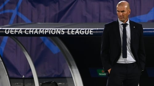 Zinedine Zidane is bidding to win the Champions League for a fourth time as Real Madrid manager