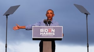 Barack Obama declared his successor as president to be 'incapable of taking the job seriously'