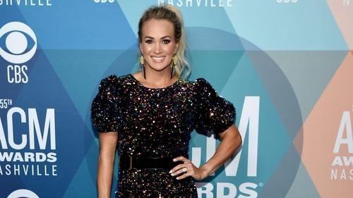 Carrie Underwood wins 22nd award
