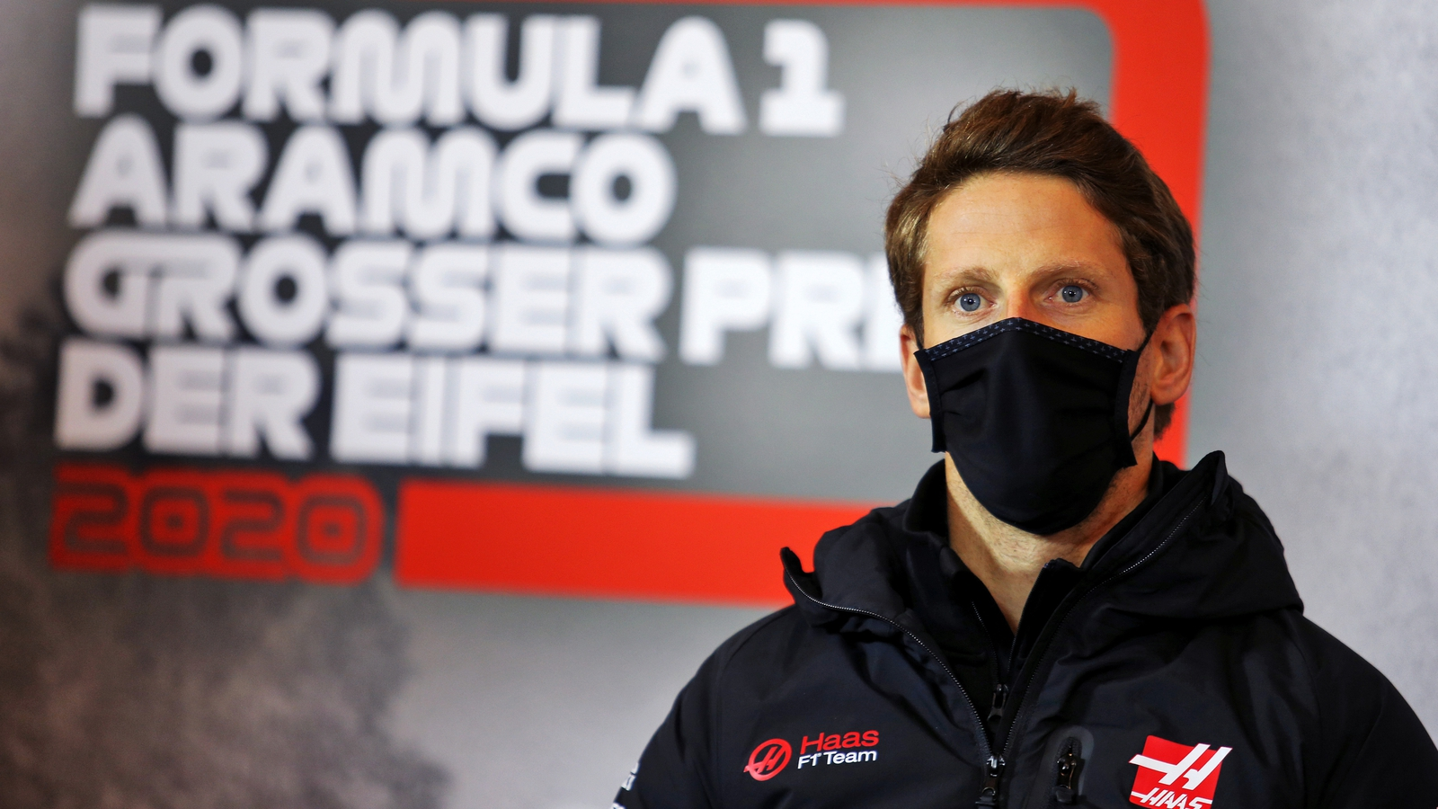 Grosjean Announces Impending End Of His Haas Chapter