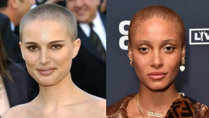 Here are just some of the celebrities who have rocked the shaved head look.