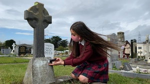 The focus of the survey was to find graves relating to the 1918 - 1919 flu pandemic
