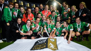 Peamount are the reigning Women's National League champions