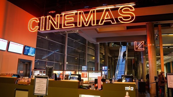 The MK2 bibliotheque cinema in Paris responded to curfew by serving breakfast to encourage people to go to the movies earlier in the day