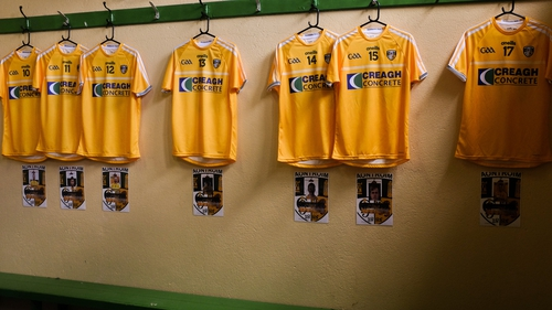 One member of the Antrim squad that beat Kerry in last weekend's Allianz Hurling League Division 2A final tested positive on Monday
