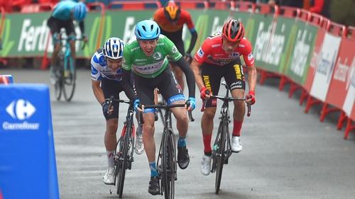 Dan Martin wins the third stage of the 2020 La Vuelta