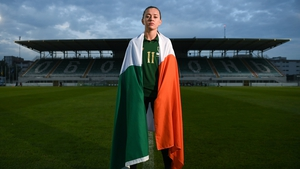 Katie McCabe is leading the Republic of Ireland on the biggest game so far in Ukraine