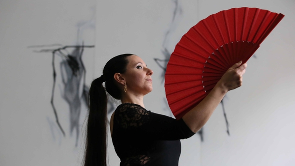 Rebeca Sanchez, who is originally from Seville, will sing and dance in a programme of works by Spanish composers