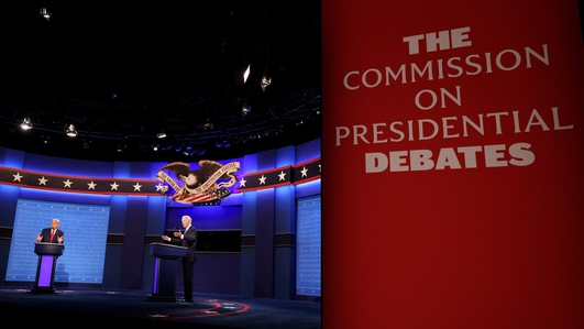 Review on the final US Presidential debate
