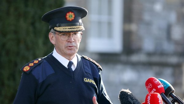 "The Commissioner said the response was ""proportionate to public order threats at that moment"""