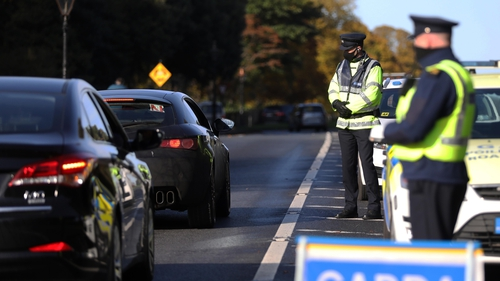 The new legislation would empower gardaí to impose on-the-spot fines for breaching rules