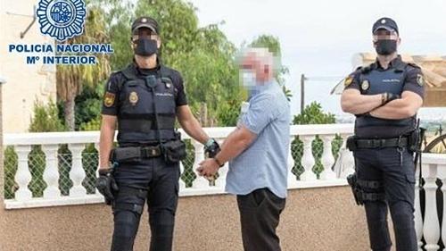 John Gilligan arrested in Spain