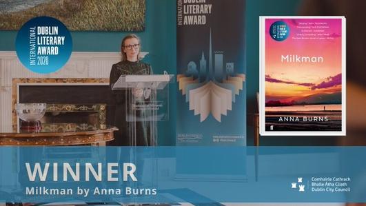 Dublin Literary Award 2020