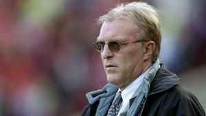 Ebbe Skovdahl led Aberdeen to the Scottish League Cup final and the Scottish Cup final in the 1999-2000 season