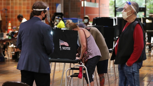 Florida state saw a record-breaking first day of early voting with over 3.1 million votes cast