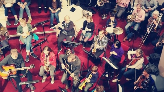 The Totally Made Up Orchestra | The Lyric Feature