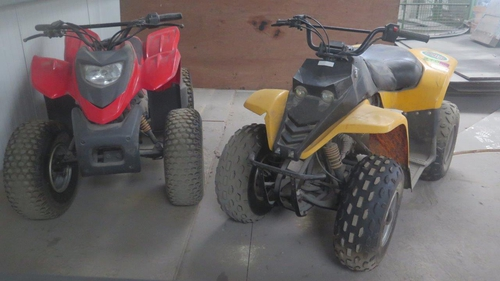 Gardaí and the RSA say quad bikes have to potential to fatally injure people