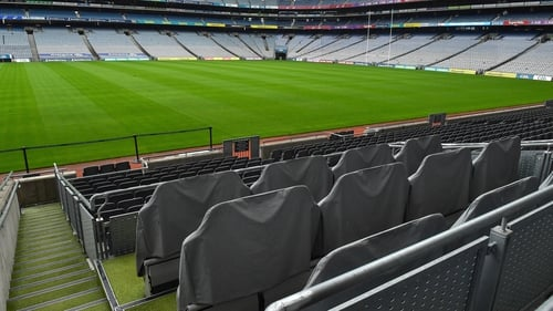 The 2020 All-Ireland finals will be played behind closed doors