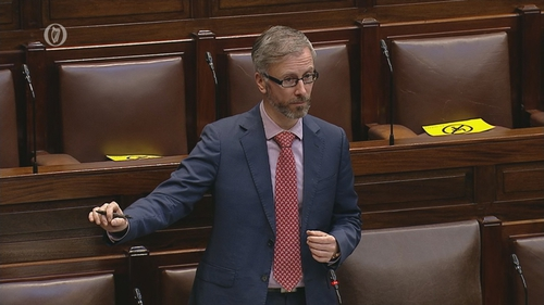 Minister Roderic O'Gorman told the Seanad: 'We need to fix this'