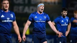 Dan Leavy will start for Leinster