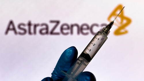 AstraZeneca's vaccine candidate is being developed with the University of Oxford