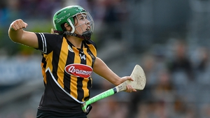 Miriam Walsh had an excellent game for Kilkenny