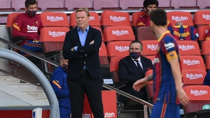 Barca boss Ronald Koeman didn't hold back after his side's Clasico defeat at the Nou Camp.