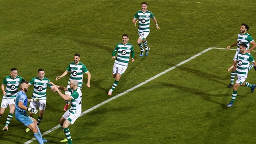 Rovers weren't in action on Saturday night but will still have been celebrating their success (file photo)