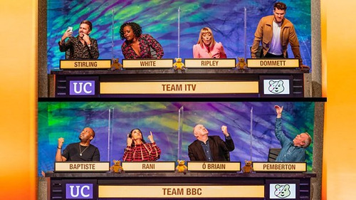 """Dara Ó Briain - """"It's been a dream of mine to be humiliated on University Challenge and now, it's come true!"""""""