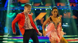A real show-stopper from HRVY and Janette Manrara