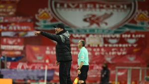Liverpool manager Jurgen Klopp saw his side go level on points with Everton at the Premier League summit on Saturday night