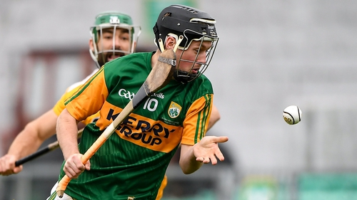Shane Conway nailed nine frees for Kerry