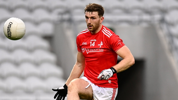 Sam Mulroy found the net for Louth