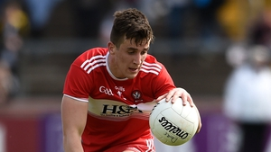 Shane McGuigan top-scored for Derry with five points