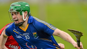 Christy Moorehouse scored two goals for Wicklow