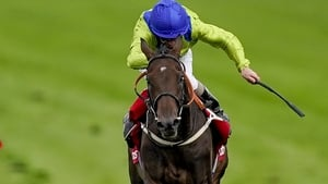 Subjectivist bounced back from a disappointing effort in the St Leger to score decisively