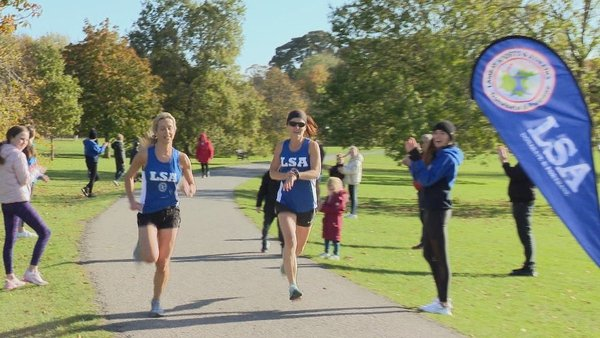 More than 13,000 runners are taking part in this weekend's virtual event