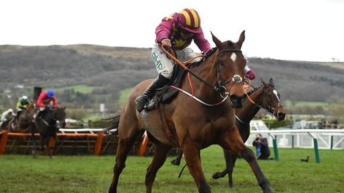 Rachael Blackmore will ride Minella Indo again