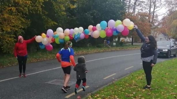 Virtual Dublin Marathon