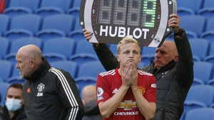 Donny van de Beek has found game time hard to come by at Manchester United
