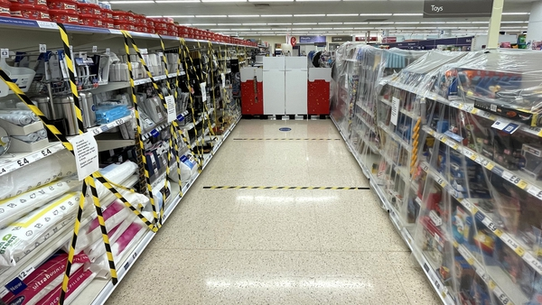 Yesterday Welsh First Minister Mark Drakeford said supermarkets have 'discretion' over the ban on selling non-essential items