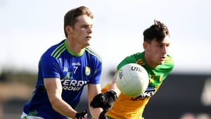 Gavin White found the net as Kerry easily accounted for Donegal