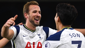 Harry Kane teed up Son Heung-min for the game's only goal