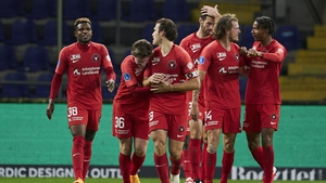 Midtjylland were only founded in 1999 and are making their first appearance in the Champions League
